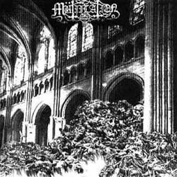Mütiilation  -  Remains Of A Ruined, Dead, Cursed Soul
